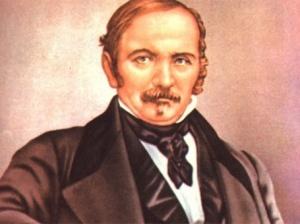 Allan Kardec, considerado o fundador do espiritismo.