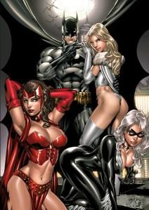 batmans-harem