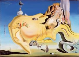 O Grande Masturbador, tela de Salvador Dalí.