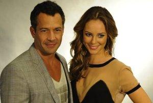 Bruno e Paloma: casal principal que vira secundário.