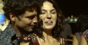 Com Antônia (Isis Valverde): amor de verdade?