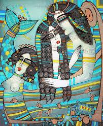 """""""Além dos Oceanos"""", por Albena Vatcheva."""