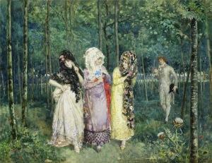 Obra de Attilio Simonetti (1843-1925).