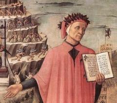 """Dante Alighieri: """"A Divina Comédia""""."""