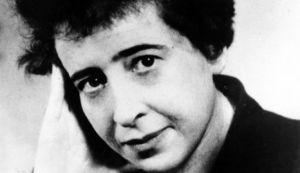 Hannah Arendt: reflexões sobre a banalidade do mal.