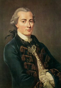 Immanuel Kant (1724-1804).