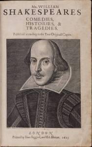 Shakespeare, o maior ícone da literatura inglesa.