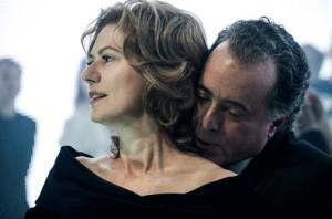 Ângela Mahler e Carlos Braga: amigos de fachada.