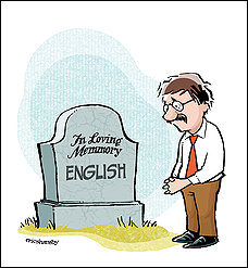 English_is_dead