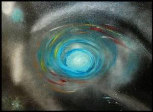 """""""Universo"""", Lidia Stef."""