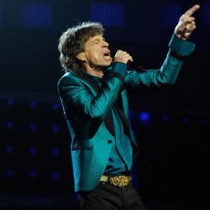 Mick Jagger: velhinho?![Foto: Kevin Mazur/WireImage.com]