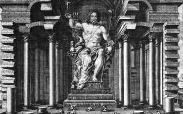 Zeus: o senhor dos deuses para os gregos antigos.