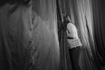 """Bastidores"", foto de Jon Torres."